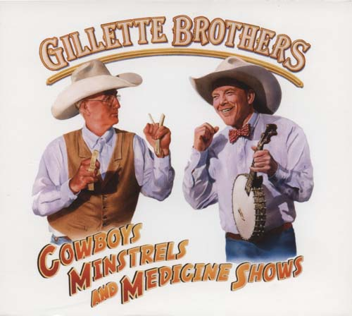 Gillette Bros CD
