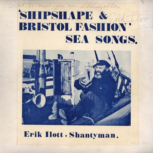 Shipshape CD Cover
